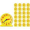 Learning Can Be Fun Clocks 24 Student 1 Teacher Pack of 25