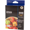 Epson 200 Ink Cartridge Value Pack of 4 Assorted Colours