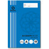 Olympic Graph Exercise Book GH104 A4 10mm Squares 48 Page