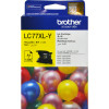 Brother LC77XLY Ink Cartridge High Yield Yellow