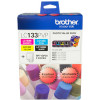 Brother LC133PVP Ink Cartridge Photo Value Pack Assorted Colours