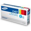 Samsung CLTC407S Toner Cartridge Cyan