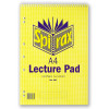 Spirax 905 Lecture Book A4 7mm Ruled 60gsm 140 Page Top Opening