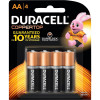 Duracell Coppertop Battery AA Pack of 4 Pack of 4