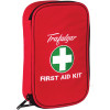Trafalgar First Aid Kit Vehicle Low Risk Soft Case Red