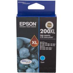 Epson 200XL Ink Cartridge High Yield Cyan