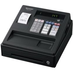 Sharp XE-A147B Cash Register Black
