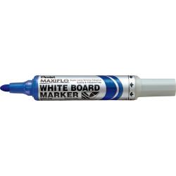 Pentel MWL5 Maxiflo Whiteboard Marker Bullet 2.1mm Pump Blue