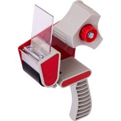 Nachi H10 Tape Dispenser Packaging Pistol Grip 50mm Red & Grey