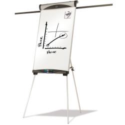 Quartet Euro Easel Magnetic Flipchart 990x685mm