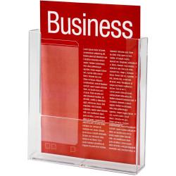 Esselte Brochure Holders A4 Wall Mount Single