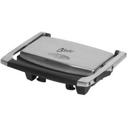 Nero 2 Slice Sandwich Press Stainless Steel