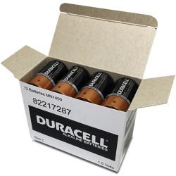Duracell Coppertop Battery C Bulk Pack of 12