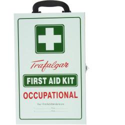 Trafalgar First Aid Cabinet Metal