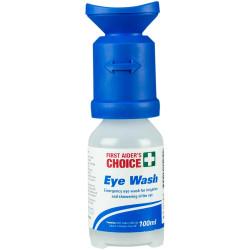 First Aider's Choice Saline Eye Wash 100ml
