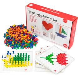 Edx Education Peg & Peg Board Small Activity Set