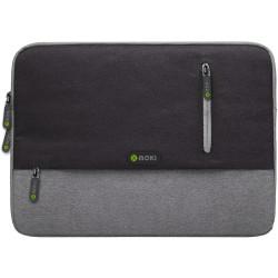 Moki 13.3 Inch Odyssey Sleeve Bag Black & Grey
